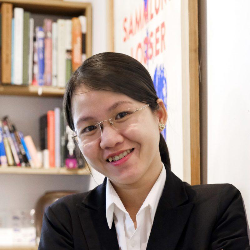 Duong Kieu Diem - Giam doc Cong ty KKD